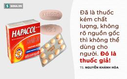 """""""Mổ"""" viên hạ sốt Dược Hậu Giang và thuốc ung thư xịn của Mỹ: Một sự thật vụ VN Pharma dần phơi bày"""