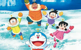 Nobita và chuyến thám hiểm Nam Cực Kachi Kochi- bộ phim về tình bạn mãi mãi