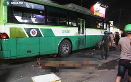 TP HCM: Va chạm với xe buýt, nam thanh niên bị cán qua người tử vong tại chỗ