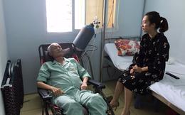 """Diễn viên Duy Thanh: """"Tôi chẳng còn được lâu nữa"""""""