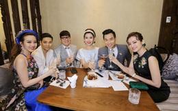 MC Nguyên Khang lịch lãm giữa dàn mỹ nữ