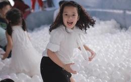 Con gái diễn viên Hồng Đăng thu hút sự chú ý vì đáng yêu