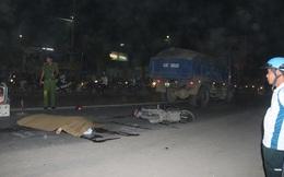 Người phụ nữ trẻ tử vong dưới gầm xe tải