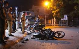 Truy tìm xế hộp tông nát bét xe máy khiến 1 người nguy kịch rồi bỏ chạy