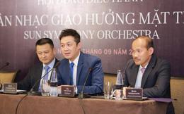 MC Anh Tuấn xúc động khi lên chức Giám đốc dàn giao hưởng