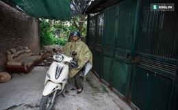 Vợ cố nghệ sĩ Hán Văn Tình bán nước ép trang trải cuộc sống