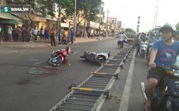 TP.HCM: Tông vào xe gặp nạn, người đàn ông chạy xe ôm tử vong