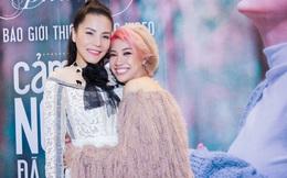 Pha Lê bất ngờ thân thiết với Kiwi Ngô Mai Trang, xóa tin đồn hiềm khích