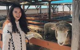 Kaity Nguyễn được đài truyền hình quốc tế Arirang chọn làm host