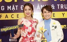 Sao Việt háo hức tham gia họp báo công bố danh sách đề cử Ngôi sao xanh 2017
