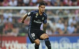Chính thức: James Rodriguez rời Real, gia nhập Bayern Munich
