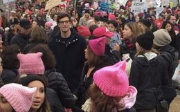 Em chồng Ivanka Trump có mặt trong đoàn biểu tình phản đối tân Tổng thống Mỹ