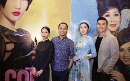 Tăng Thanh Hà cùng hội bạn thân đi xem phim
