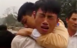 Cảnh sát và người dân đuổi 10km bắt nam thanh niên trộm xe máy