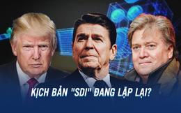 """Cố vấn của Trump đang lặp lại """"cú lừa thế kỷ"""" của Reagan khi bóng gió về Ngày tận thế?"""