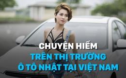 Chuyện hiếm trên thị trường ô tô Nhật tại Việt Nam