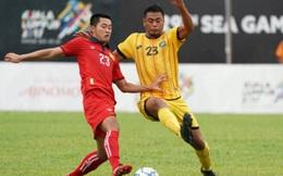 U22 Lào nhận niềm vui lớn dù bị loại khỏi SEA Games 29