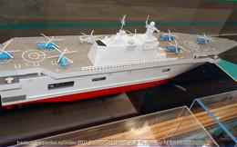 """Nga """"để sổng 2 cá lớn"""" - Tàu sân bay trực thăng Mistral: Bắt lại được con to hơn thế"""
