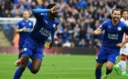 Clip bản quyền Premier League: Leicester thăng hoa, thắng trận thứ 5 liên tiếp