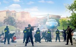 Chuyện hàng không VN chống khủng bố: Chiến sĩ an ninh một mình bắn chết 4 tên không tặc