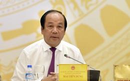 Bộ trưởng Dũng: Xử lý Bí thư, Chủ tịch UBND TP Đà Nẵng không ảnh hưởng đến tổ chức APEC