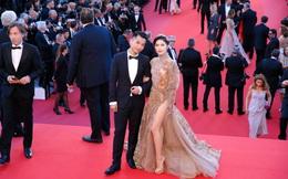 Ngọc Thanh Tâm mặc gợi cảm, đọ sắc cùng dàn sao Hollywood tại Cannes 2017