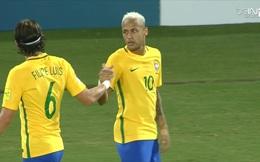 Neymar cứ sút là hỏng, Brazil nhận kết cục đáng buồn trước Bolivia