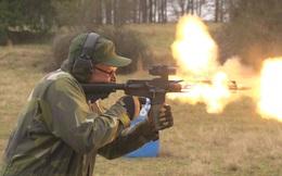 Bắn liên thanh bao nhiêu phát đạn thì súng trường AR-15 sẽ nóng chảy?