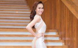Á hậu Kim Duyên khẳng định không phẫu thuật thẩm mỹ