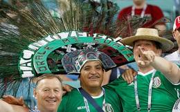 Nói dối vợ đi mua thuốc lá, CĐV Mexico trốn sang... Nga xem Confederations Cup