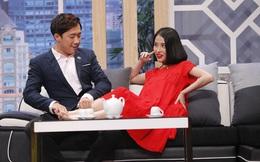 Mai Hồ tuyên bố có thai với Trấn Thành trước mặt Hari Won