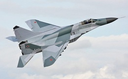 Đề phòng Israel tập kích, Nga cấp tốc tăng cường MiG-29SMT tới Syria