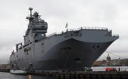 Nga trang bị cho hải quân chiến hạm vượt trội Mistral của Pháp