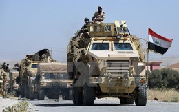 Các lực lượng Iraq đẩy mạnh chiến dịch giải phóng hoàn toàn Mosul
