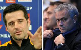 """Mourinho và """"Người đặc biệt mới"""" khẩu chiến trước thềm trận chiến"""