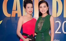 Cao Thái Hà xin lỗi vì sự cố hớ hênh tại Lễ trao giải Cánh diều 2016