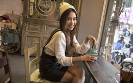 Trang Moon không buồn vì độc thân ngày Valentine