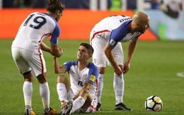 """ĐT Mỹ mất vé dự World Cup theo cách """"không thể tin nổi"""""""