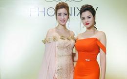 Hoa hậu Mỹ Linh sang Campuchia để ủng hộ Vũ Thu Phương