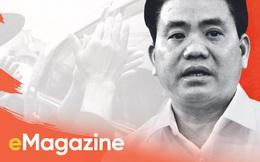 Nụ cười của Chủ tịch HN Nguyễn Đức Chung và những tiếng vỗ tay của bà con Đồng Tâm