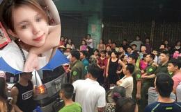 Vụ bé trai 33 ngày tuổi bị sát hại: Nhiều người dân đòi xông vào đánh nghi can