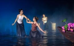 Ra mắt sân khấu thực cảnh 'Tinh hoa Bắc bộ' đầu tiên tại Việt Nam
