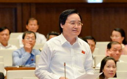 """Bộ trưởng Phùng Xuân Nhạ: """"Kiên quyết đưa khỏi ngành các giáo viên không đạt yêu cầu"""""""