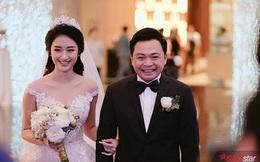 Chuyện tình như cổ tích của chủ tịch CLB Thanh Hóa và Hoa hậu Thu Ngân