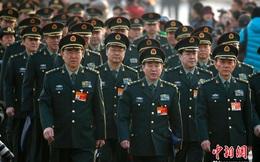 Ông Tập Cận Bình mạnh tay cắt giảm bộ máy cơ quan quyền lực nhất của quân đội TQ