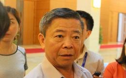 """Ông Võ Kim Cự nộp đơn xin thôi làm đại biểu Quốc hội """"vì lý do sức khỏe"""""""