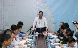Tình hình mưa lũ ở Bắc, Nam Trung Bộ, Tây Nguyên, Đông Nam Bộ đều trong trạng thái nguy hiểm