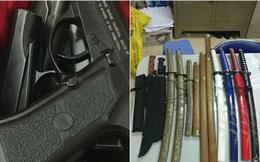 Triệt phá đường dây sản xuất súng đạn phân phối nhiều tỉnh thành