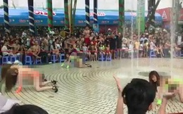 Sở Văn hóa Thể Thao TP.HCM vào cuộc vụ vũ công múa phản cảm trước mặt các em nhỏ