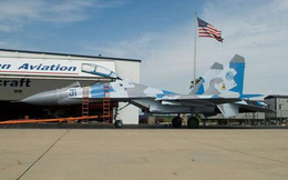 """Mổ xẻ Su-27 do Ukraine """"nhắm mắt"""" chuyển giao, Mỹ lạnh gáy..."""